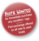 Boats Wanted - Fine Design Marine are used boat dealers in Poole, Dorset