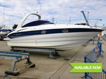 2000 Doral 250 DE - used boat for sale from Fine Design Marine Poole, Dorset
