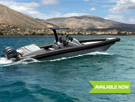 New Cormate T27 Supermarine boat for sale from Fine Design Marine Poole, Dorset
