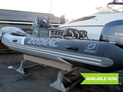 New Oceanmaster 605 Sport boat for sale from Fine Design Marine Poole, Dorset